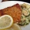 Cordon Bleu vom Schwein mit Gurken-Kartoffelsalat