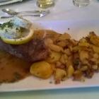 Foto zu Gasthof Weißes Roß: Rumpsteak Kräuterbutter Bratkartoffeln