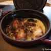Hummerschwanz mit Trüffel Hollandaise