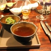 Umami - Rind, Pilze, Tee