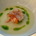 Foto zu Elements · Restaurant: Amuse Lachstatar