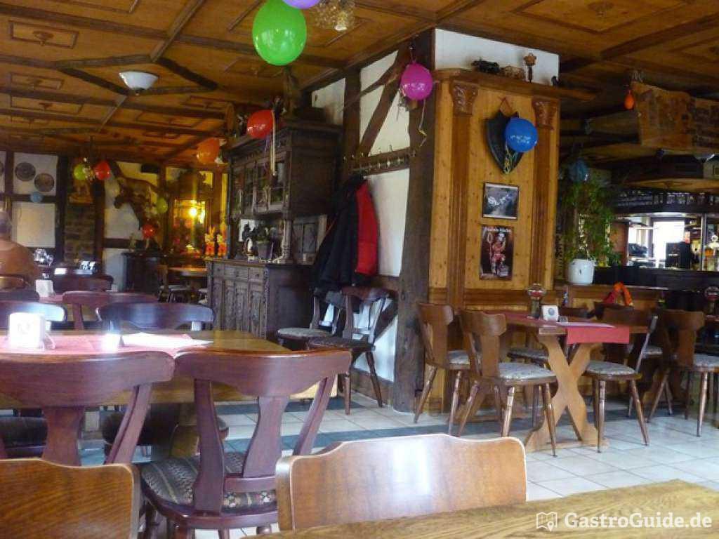 Gomm\'s Mühle Restaurant in 66620 Nonnweiler