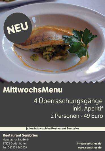 Bild zur Nachricht von Restaurant Sembries