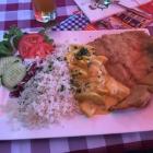 Foto zu Südtiroler Stub'n: Schnitzel neu Delhi