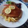 Schnitzel Wiener Art 11,80 Euro