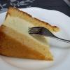 Nicht wirklich frische Käse-Sahnetorte