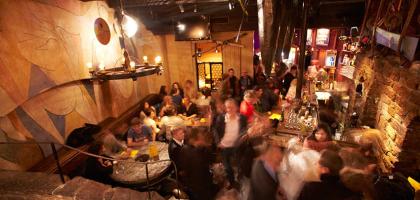 Fotoalbum: Die Bar