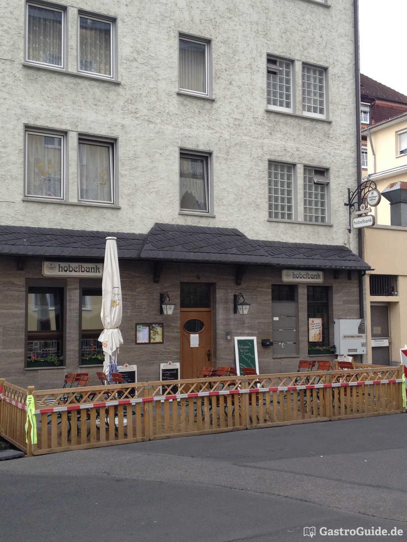gastst tte hobelbank restaurant gastst tte in 97072 w rzburg. Black Bedroom Furniture Sets. Home Design Ideas