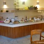 Foto zu Landhaus zum Hirschen in den Hollerhöfen: Frühstücksbuffet