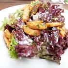 Foto zu Meehäusle: Saisonsalat mit Putenbrust
