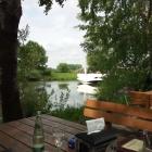 Foto zu Meehäusle: Aussicht vom Biergarten