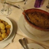 Rosmarinkartoffeln und Kartoffelkuchen