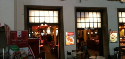 Bild von Gosch Sylt · Hauptbahnhof