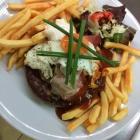 Foto zu wunderbaR- konsum ,zum ahle konsum: unser Burger-Meister