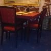Sitzplätze auf dem Empore