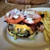 Der BBQ-Gourmet-Burger