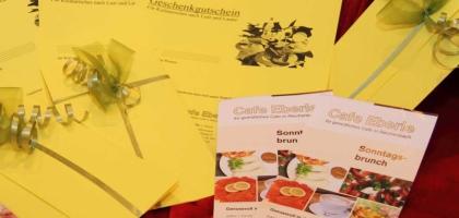 Fotoalbum: Gutscheine