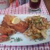 Schnitzel mit Bratkartoffeln 9,90 Euro