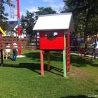 Foto zu Gasthaus zum Vogelpark: Kinderspielplatz