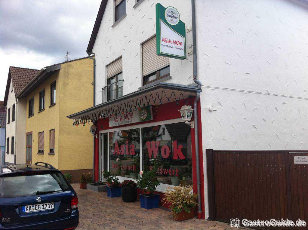 asia wok schnellrestaurant take away in 76676 graben neudorf. Black Bedroom Furniture Sets. Home Design Ideas