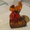 Aubergine mit Tomate