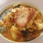Foto zu Herzhaft Klassische Küche: Fischsuppe