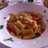 Schiaffoni aglio e olio