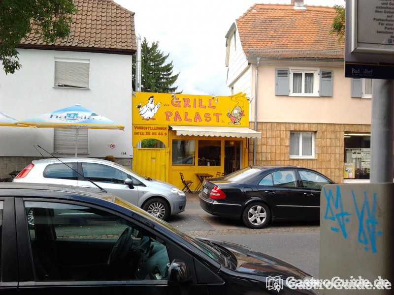 Grill-Palast Imbiss in 61118 Bad Vilbel