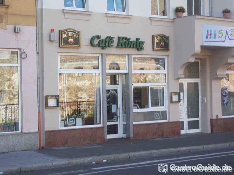 Cafe König Halle