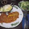 Wiener Schnitzel, getrüffelter Kartoffelsalat