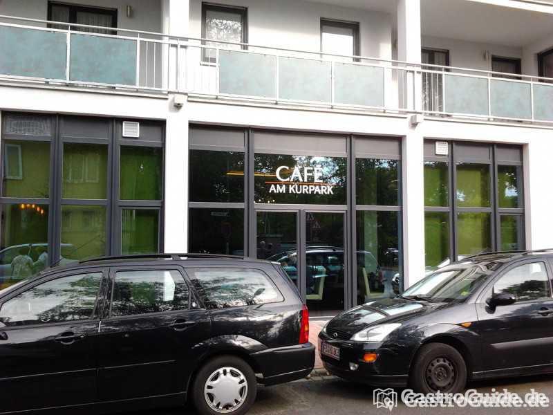 caf am kurpark cafe in 61118 bad vilbel. Black Bedroom Furniture Sets. Home Design Ideas