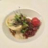 Foie Gras Ravioli | Ragout von der Morchel | Portwein-Feigen-Ziegenkäse-Macaron