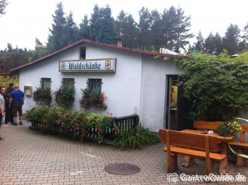 Zur Waldschänke Gaststätte in 01814 Reinhardtsdorf-Schöna