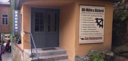 Bild von Schmilkaer Mühle · Historische Mühle und Bäckerei