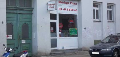 Bild von Riecky's Pizza