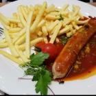 Foto zu Paulaner: Currywurst
