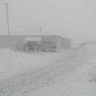 Foto zu Brockenwirt: Brockenwirt im tiefsten Winter