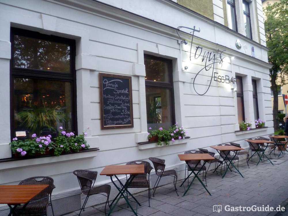 Essbar München tonys essbar restaurant in 80807 münchen