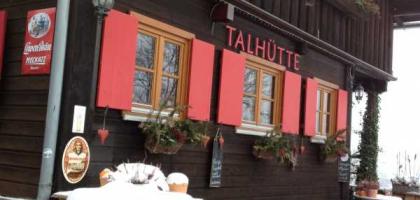 Bild von Talhütte