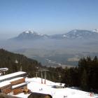 Foto zu Hörnerhaus: Ausblick von der Hütte