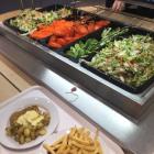 Foto zu Ikea Restaurant: salatbar