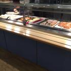 Foto zu Ikea Restaurant: heiße nachspeisen