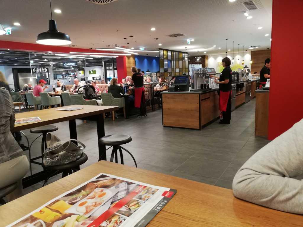 Xxxl Hiendl Passau Restaurant In 94036 Passau