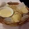 Brot mit Knoblauchmayonnaise