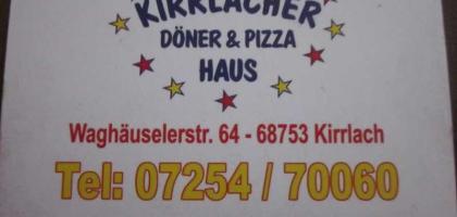 Bild von Kirrlacher Döner&Pizza
