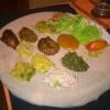 V01. Vegetarische Probierplatte – Beyaynetu