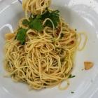 Foto zu Ristorante Pizzeria Cortina: Spaghetti Aglio e Olio