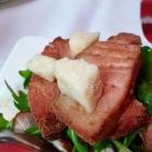 Foto zu Tano: Detail: Frittierter Thunfisch