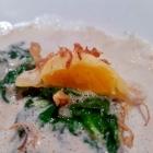 Foto zu Erbprinz: Onsen-Ei in Pasta