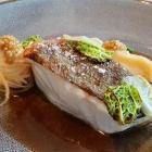 Foto zu Se7en Oceans · Gourmetrestaurant · Europa Passage · 2.OG: Skrei -Tranche